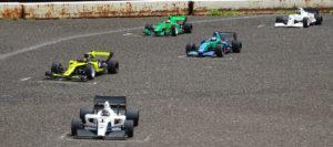 F-1グランプリレース開催のお知らせ