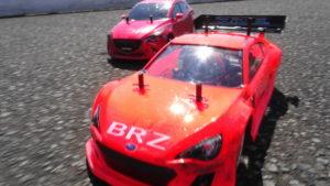 月例レースは延期します。(3月のレース画像)