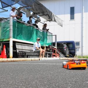 ラリークロスを延期したのに、晴れたので模擬レース・結果