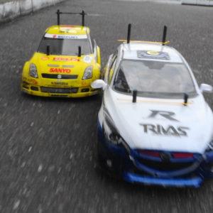 新設されたフォーミュラ・Eクラス(TC-01ワンメイク)のレース紹介動画を公開しました