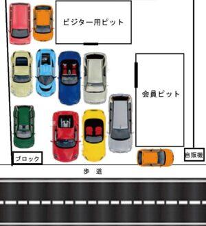 駐車場のご利用に関するお願い